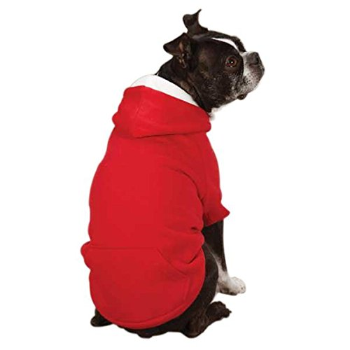 Zack-Zoey-Fleece-Lined-Pet-Sweatshirt-Hoodie-Tomato-Red