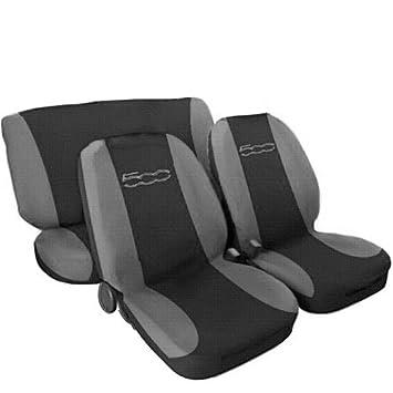 Lupex Shop Seat Covers Black//Deep Grey