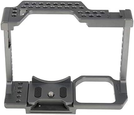KESOTO アルミ合金 カメラケージ パナソニックGH4 GH5カメラ対応 スタビライザー 撮影安定性機材