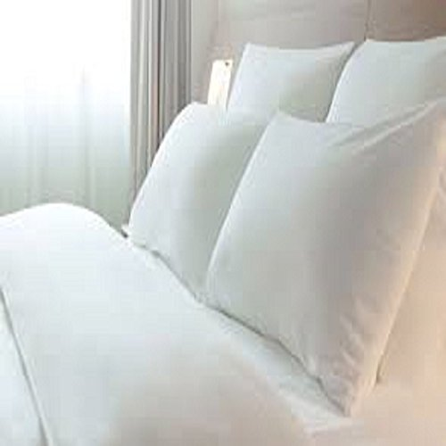 Dust mite resistant Down Alternative Insert Pillow Made in USA All Sizes (16X26) high-quality