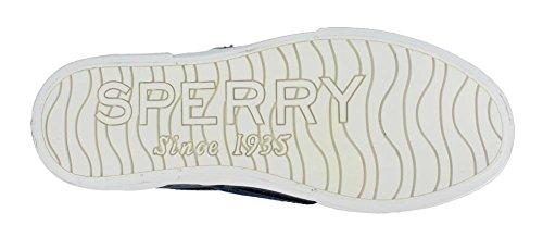 Women's Sperry Navy Side on Pier Shoes Slip aaZwWxqRrg