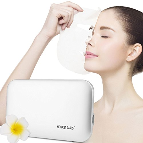 kingdomcares-electric-mask-heater-essence-facial-mask-pure-natural-face-mask-facial-treatment-wrinkl