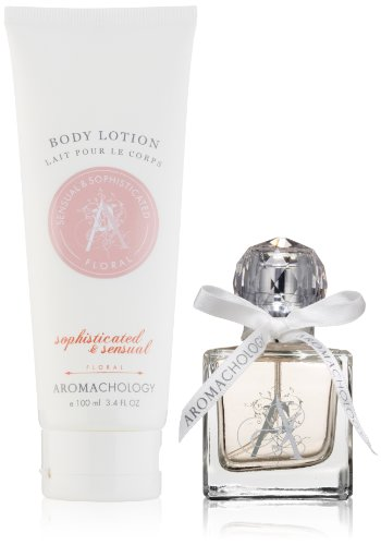 AROMACHOLOGY Eau de Parfum and Lotion Gift Bag, Sophisticated