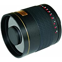 Rokinon 800M-B 800mm F/8.0 Mirror Lens (Black) At A Glance Review Image