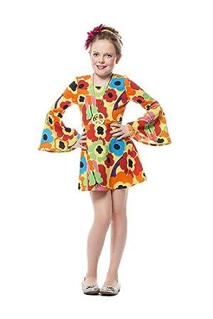 Disfraz disco (para niña): Amazon.es: Juguetes y juegos