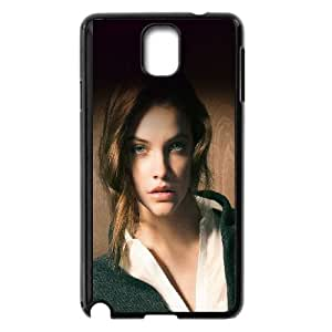 Samsung Galaxy Note 3 Cell Phone Case Black hc81 barbara palvin staring you natural sexy girl model LSO7973315
