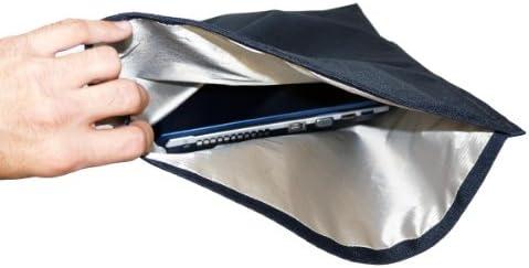 EDEC XLarge - Bloqueo de señal, anti-rastreo, anti-spying, protección de radiación para teléfonos móviles, llaveros y tarjetas de crédito: Amazon.es: Informática