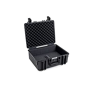Image of B&W Outdoor.Cases Type 6000 for 2 Einsätze Type 3000 (DJI, GoPro, Divider System) - The Original Camcorder Cases
