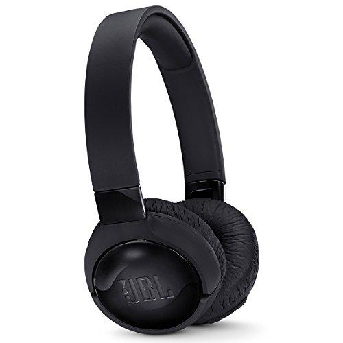 JBL Tune 600 BTNC On-Ear Wireless Bluetooth Noise Canceling Headphones - Black by JBL