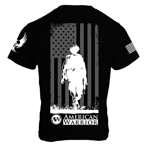 American Warrior Mens DownRange T-Shirt