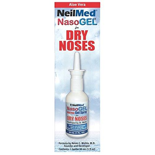 NasoGel Water Soluble Saline NeilMed