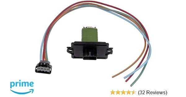 Dorman 973-441 Blower Motor Resistor Kit