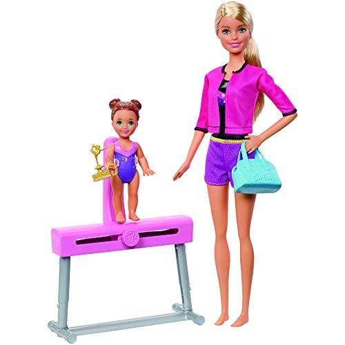 Barbie Gymnastics Coach Doll & Playset (Best Gymnastic Coaches In Usa)