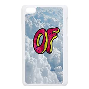 Custom High Quality WUCHAOGUI Phone case Odd Future Protective Case FOR IPod Touch 4th - Case-16