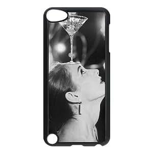 Audrey Hepburn iPod TouchCase Black yyfabc-375225
