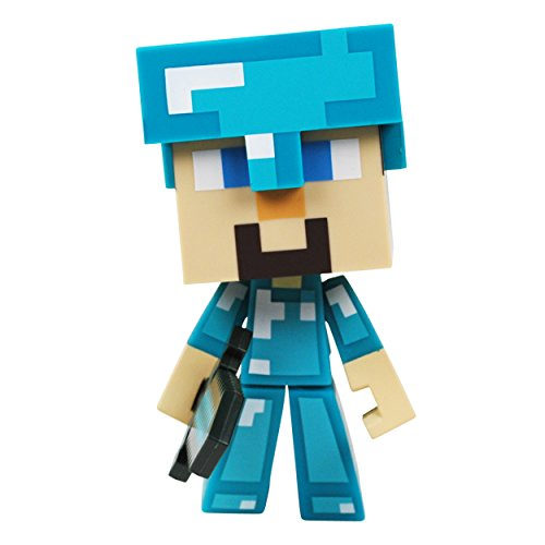 "Minecraft Diamond Steve 6"" Vinyl Figure"