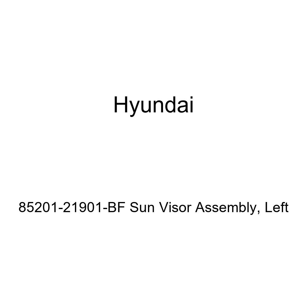 Genuine Hyundai 85201-21901-BF Sun Visor Assembly Left