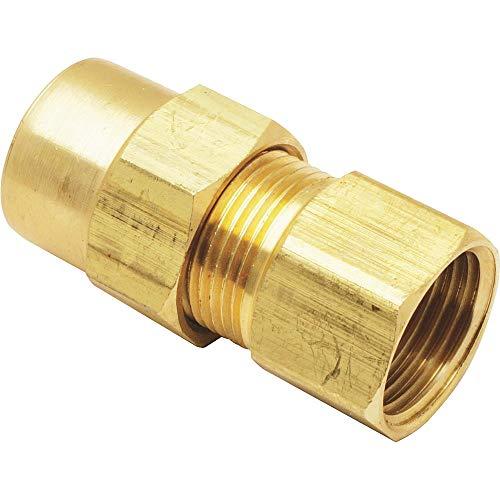 Cpvc Od Adapter - Plumb Pak/Keeney Mfg 455876 Do It Female Adapter, 1/2Cpvcx1/2Fp Transition