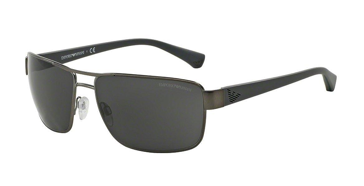 53663934da9 EMPORIO ARMANI Men s 0EA2031 311287 62 Sunglasses