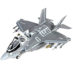 Academy-12569-USMC-F-35B-VMFA-121-Green-Knights-Plamodel-Plastic-Hobby-Model-Airplane-Kit-Toy-Paint-Not-Included