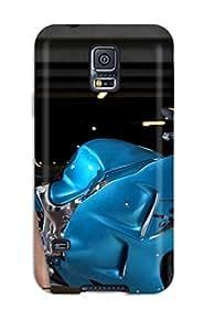 Tough Galaxy XatndMq4631welrF Case Cover/ Case For Galaxy S5(suzuki Motorcycle )