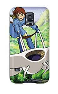 Awesome Case Cover/galaxy S5 Defender Case Cover(nausicaa Of The Valley Wind Anime Other)