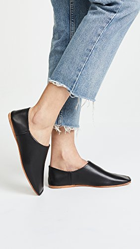 Jeffrey Campbell Mujeres Zoltar Flats Black