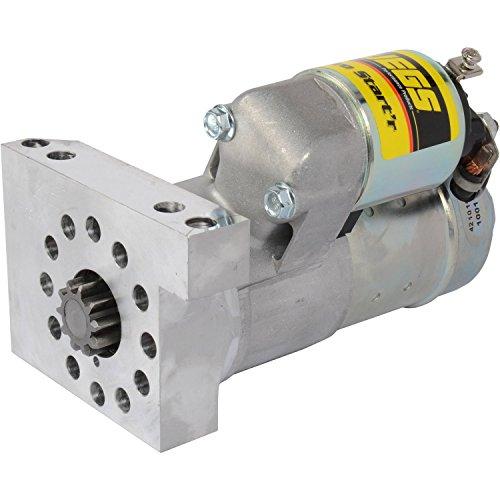 JEGS Performance Products 10011 Mini Starter Small Block/Big Block Chevy 153/168 (Block 555 Big)