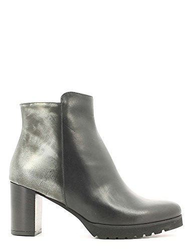 Tronchetto Shoes Donna Grace 251 Nero 1CSEq