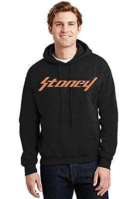 H&K Clothing Post Malone Stoney Hoodie Rock Star 21 Savage Hip Hop Rap Music Sweatshirt