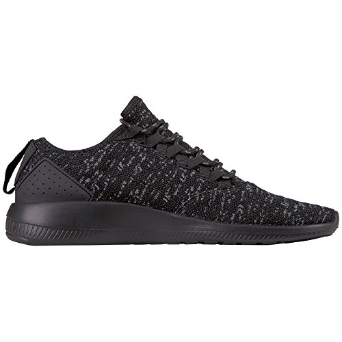 Black Baskets 1111 Black Flap 1111 Adulte Noir Kappa Mixte 8z5dXq