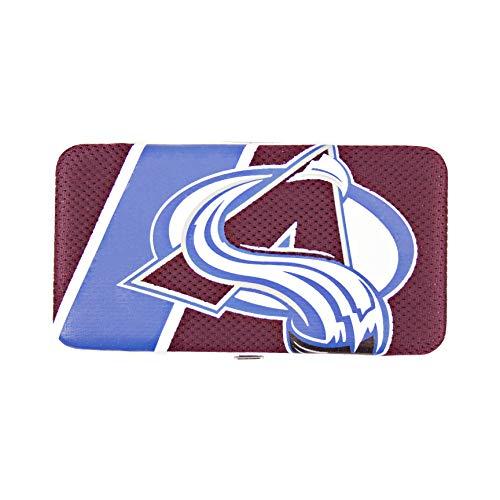 NHL Colorado Avalanche Shell Mesh Wallet ()
