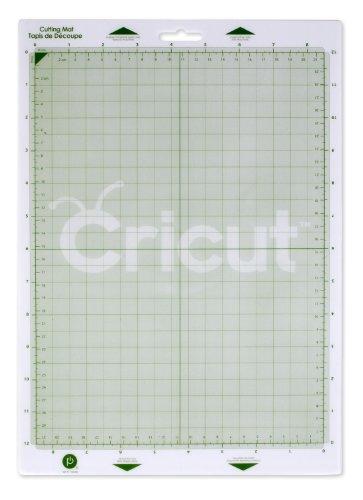 Cricut Mini Cutting Mats, 8-1/5 by 12-Inch