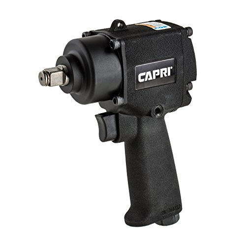 Capri Tools 32006 Air Impact Wrench, 3/8 inch, 11000 RPM