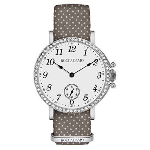 CodPr015 Reloj Para Mujer Princess Tiempo Casual Solo Boccadamo OXPk8n0w