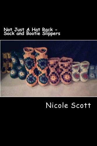 Not Just A Hat Rack - Sock and Bootie Slippers