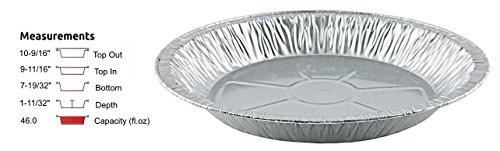 Handi Foil Extra Deep Pie Pan, 11 inch - 500 per case.