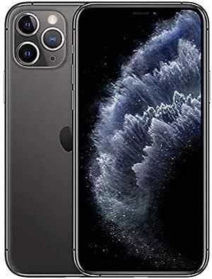 Apple iPhone 11 Pro, 64GB, Space Gray - Fully Unlocked (Renewed)