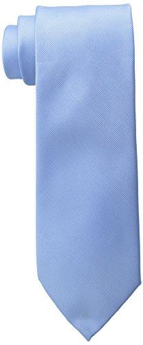 IZOD Men's Chesapeake Solid Tie, Light Blue, One Size