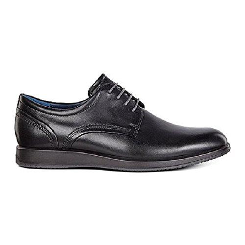 ECCO Men's Harold Plain Toe Oxford, Black, 45 EU/11-11.5 M US