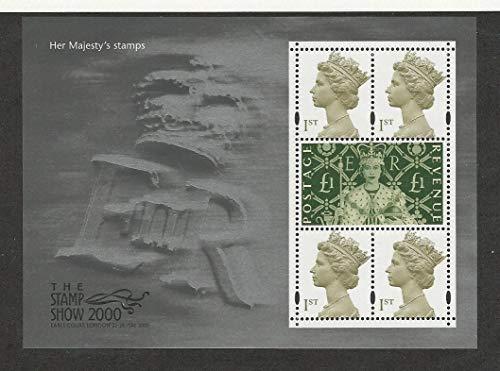 Great Britain, Postage Stamp, 1942 Mint NH, 2000 Queen Elizabeth, JFZ