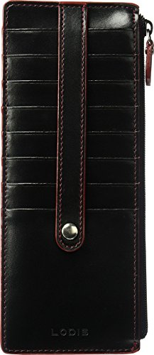 Lodis Audrey Travel Wallet - Lodis Audrey Rfid Credit Card Case With Zip Pocket Credit Card Holder