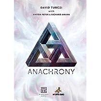 Maldito Games ANACHRONY (Castellano): Amazon.es: Juguetes y juegos