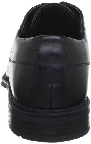 Bugatti T2106S1 Herren Derby Schnürhalbschuhe Schwarz (schwarz 100)