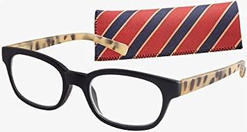 bea2165e494 Amazon.com  ICU Eyewear Bradford Classic Rectangular Eco Friendly ...