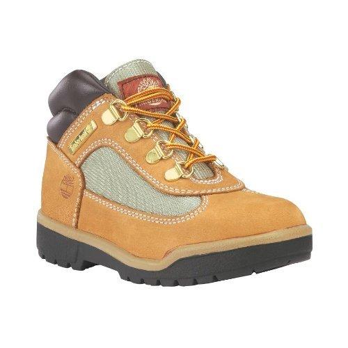 (Timberland Kids Wheat Scuff Proof Field Boot Scuff ProofToddler 4.5 B(M) US Toddler)