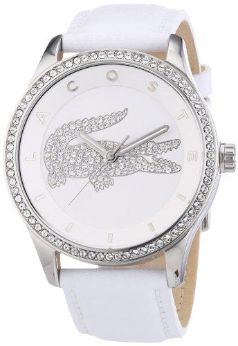 Lacoste Women's Quartz Watch 2000819 with Leather Strap