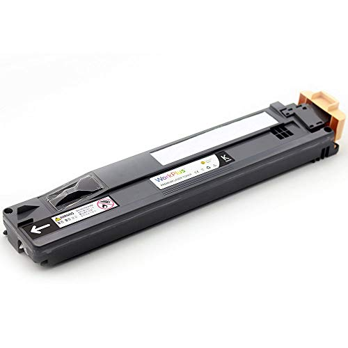 Workplus(TM) 008R13061 Compatible Waste Toner Container for workcentre 7525 7530 7535 7545 7556 Printer