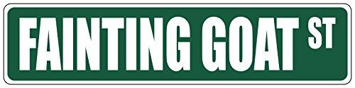 Fainting Goat Green 4