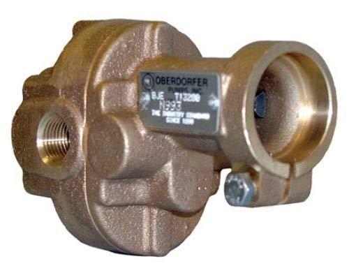 N7000S3:OBERDORFER PUMPS N7000S3 Bronze Pedestal Gear Pump Oberdorfer N7000S3 Bronze Pedestal Gear Pump